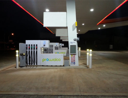 Complete Prowalco Tatsuno solution for Laser Fast Truck Stop on R59