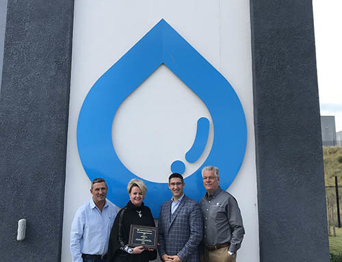 Prowalco Tatsuno is Franklin Supplier of the Year for 2018